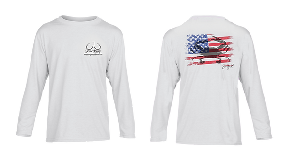Youth USA Crab Performance LS/SS