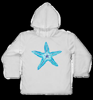 Seastar Hooded Toddler LS