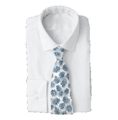 Coral Men's Work Tie