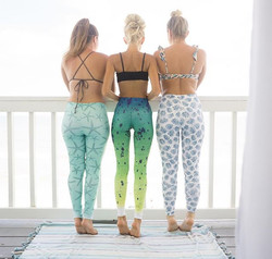 Stay stylish and comfy with our ladies leggings! Available online only. Www.jessiejessup