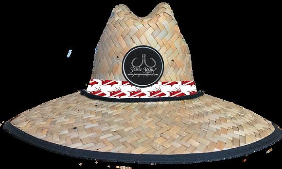Dive Hogfish Straw Hat