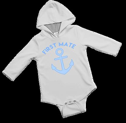 Boat Mate Baby Onesie