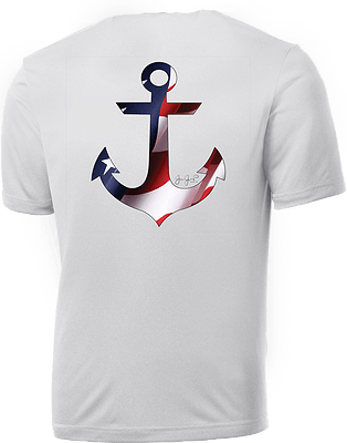 American Flag Anchor Performance SS