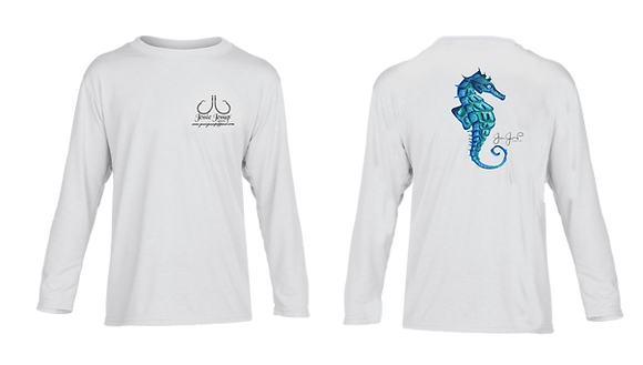 Youth Seahorse Performance LS/SS