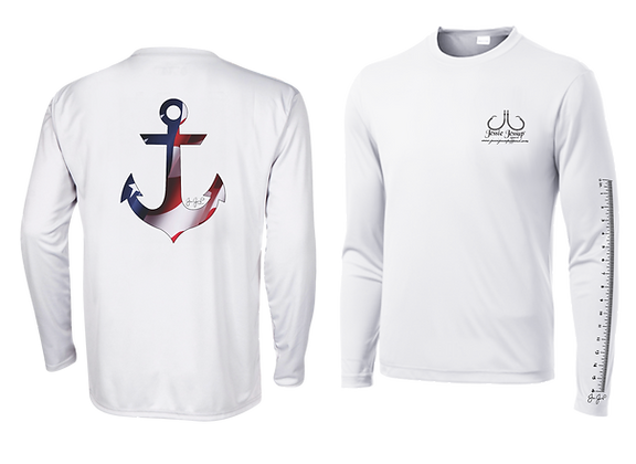 American Flag Anchor Performance LS