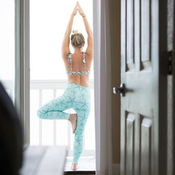 UPF rated leggings are great for those lounge around days, paddle boarding and even yoga! They also