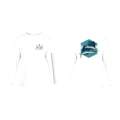 Youth Sailing Into the Blue Performance LS/SS