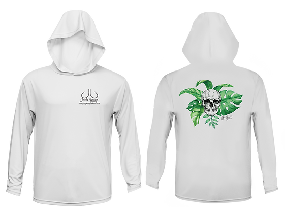 Youth Skull Island Performance Hoodie