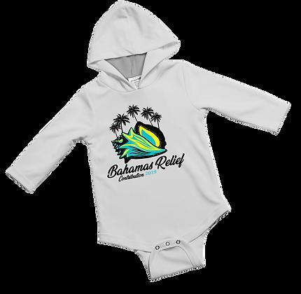 Bahamas Relief Baby Onesie