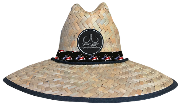 USA Hogfish Straw Hat