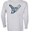 Thumbnail: Shark Frenzy Performance Hoodie ITEM #0701 NO RULER