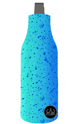 Blue Mahi 12 oz. BOTTLE Coolie