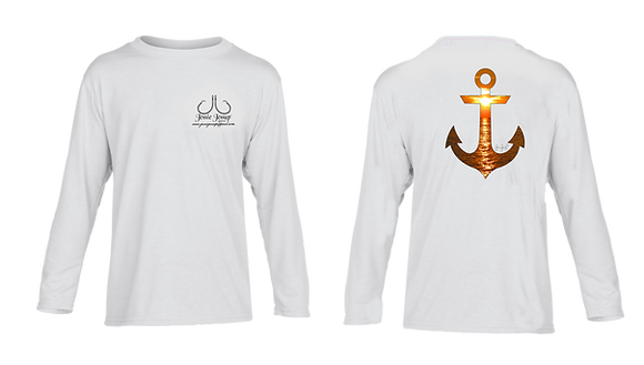 Youth Sunset Anchor Performance LS/SS