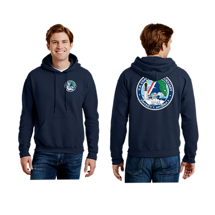 USCG District 7, Division 3 HOODIE