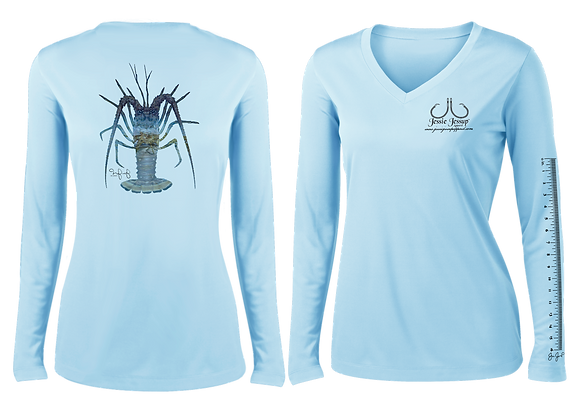 Ladies Lobster March Performance LS