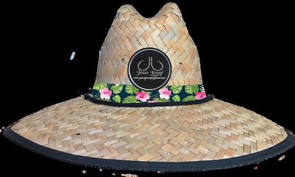 Sea Lilly Straw Hat