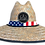 Thumbnail: American Flag Straw Hat