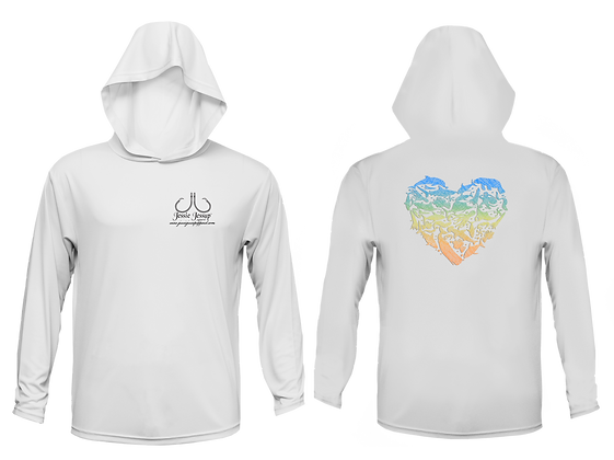 Youth Sea Love Performance Hoodie