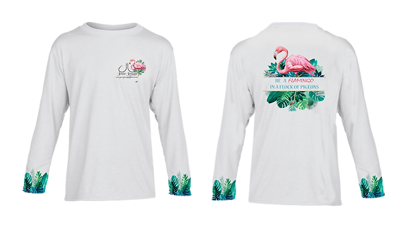 Youth Flamingo Performance LS