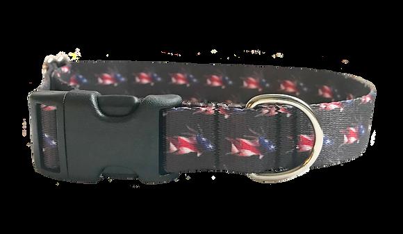USA Hogfish Pet Collar
