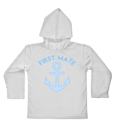 Boat Mate Hooded Toddler LS