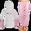 Thumbnail: Ladies PINK Tarpon Scales Hoodie SET