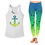 Thumbnail: Ladies Mahi Anchor Tank Top SET