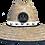 Thumbnail: Skull & Bones Straw Hat