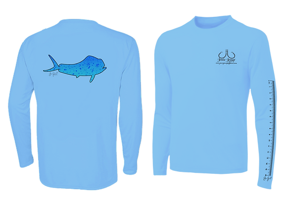 Blue Mahi Performance LS