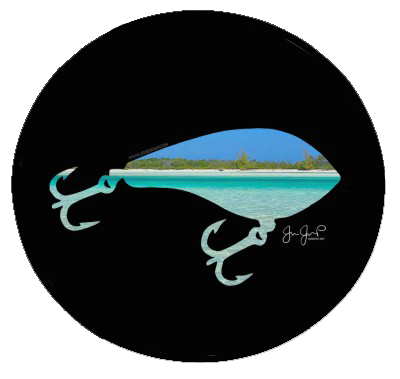 Inshore Lure Sticker