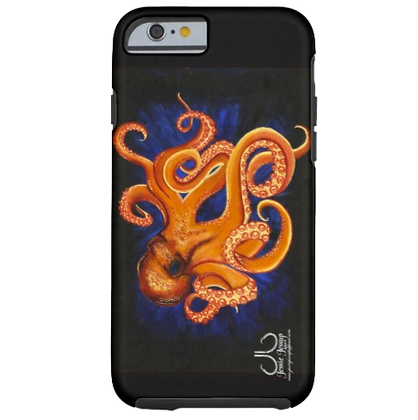 Octopus Bare Phone Case