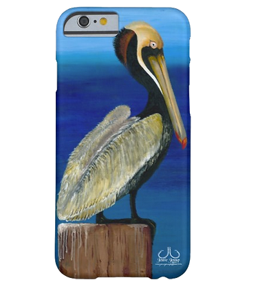 Pelican Bare Phone Case
