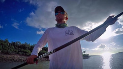 Performance gear that protects you from the sun and keeps you nice and cool out on the water. Check