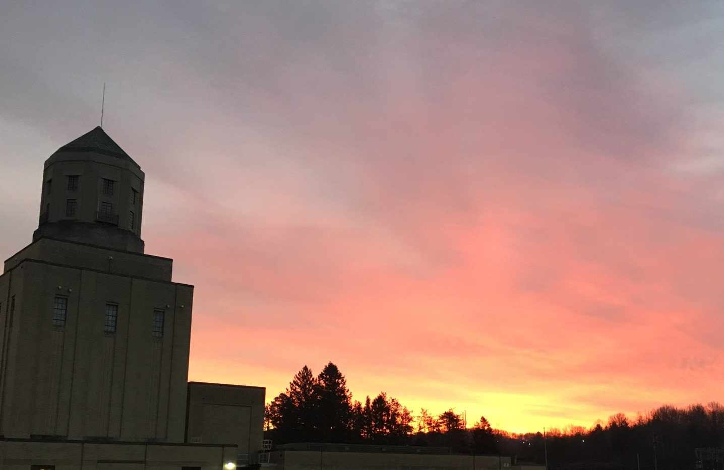 SUNRISE at MVSD, photo by C. Hrusovsky