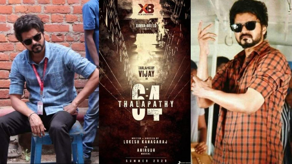 Thalapathy 64 new update