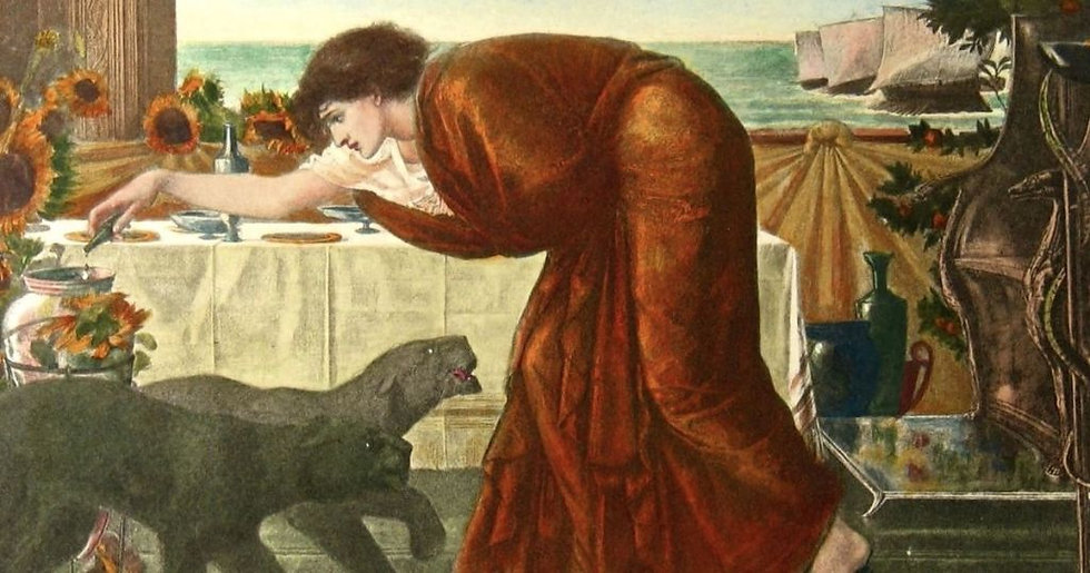 The-Wine-of-Circe-1900-by-Edward-Burne-J