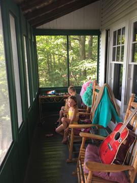 Kid on the Porch.JPG