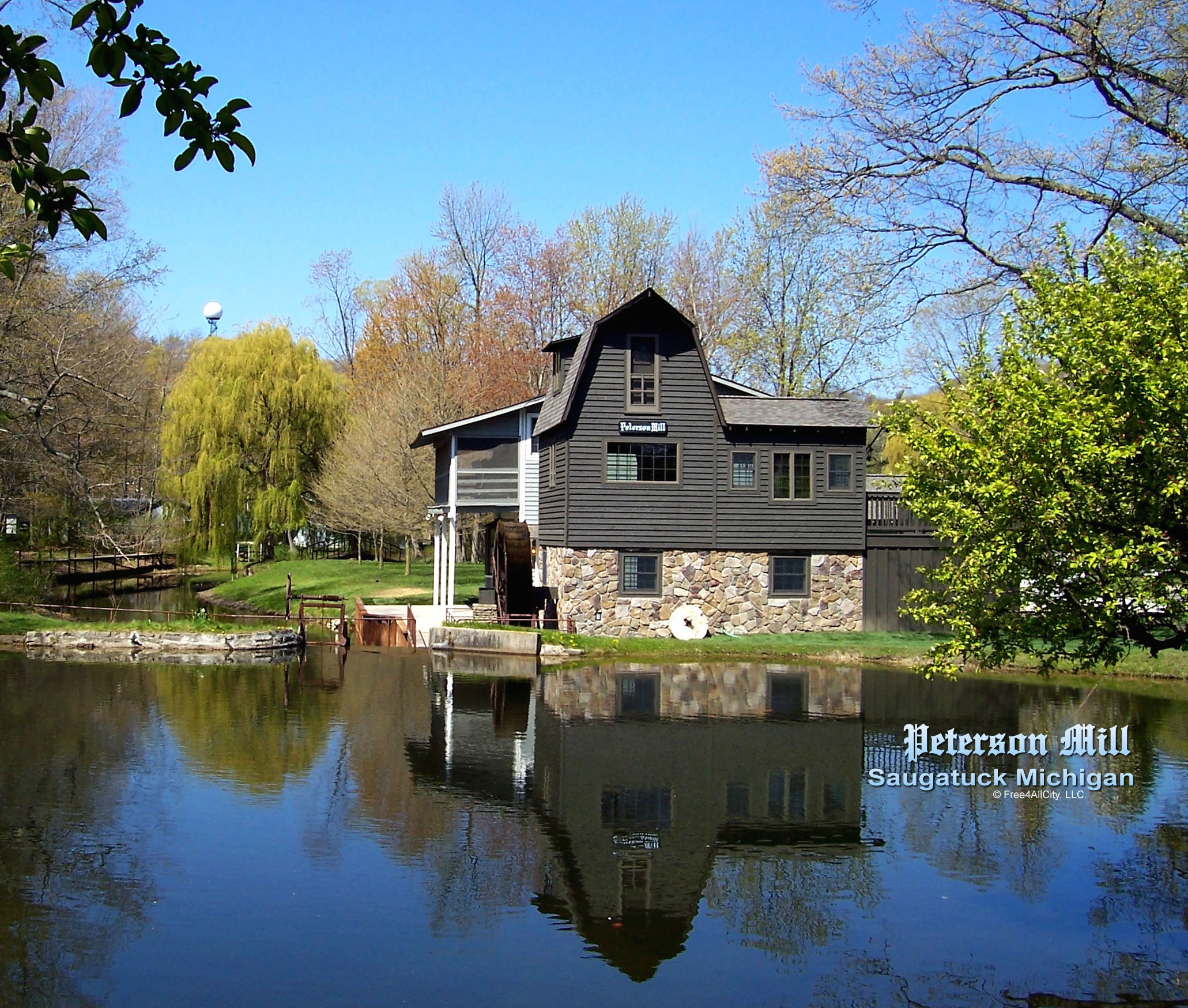 Peterson Mill, Saugatuck