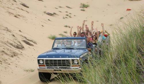 Dune Schooner Ride, Saugatuck