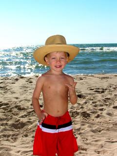 Kids Love the Beach