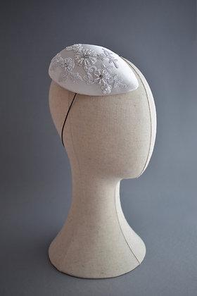 Embellished Floral Bridal Headpiece