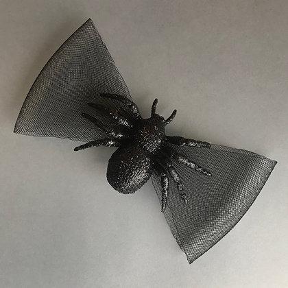 Statement Black Spider Bow