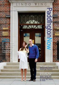 Paddington Now Cover Spring 2015