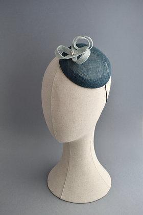 Teal Percher Hat