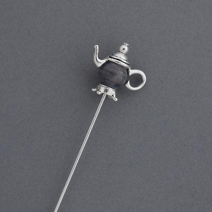 Tea Pot Lapel Pin