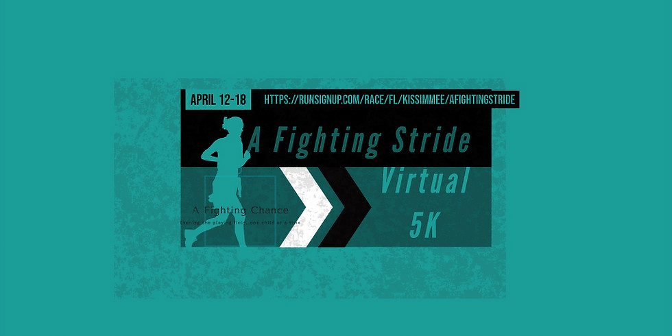 A Fighting Stride