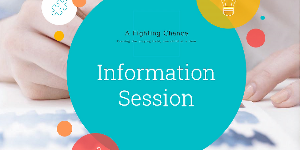 March Information Session