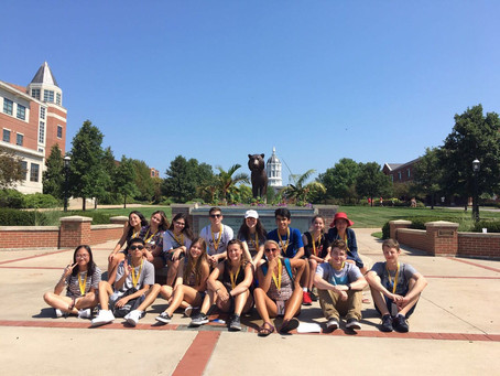 Summer camp e a experiência no exterior