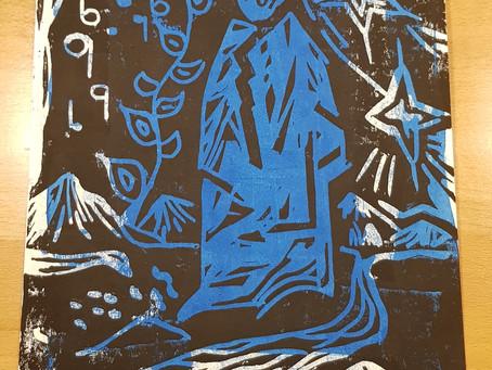 Blauer Nachtschatten