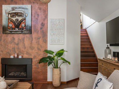 Renovation of 70's beach house